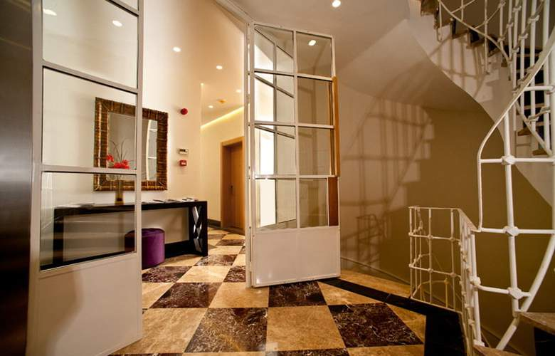 Misafir suites 8 istanbul - General - 3