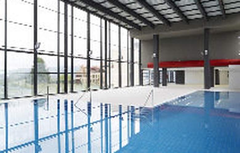 Aparthotel Ovida - Pool - 5