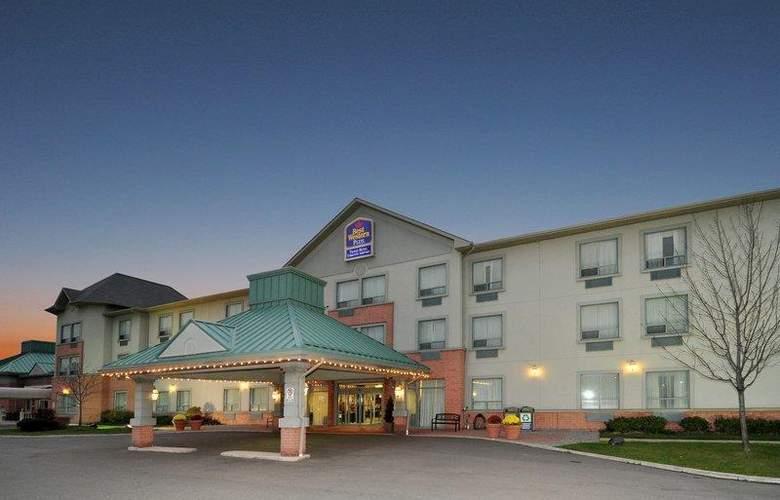 Best Western Plus Travel Hotel Toronto Airport - Hotel - 51