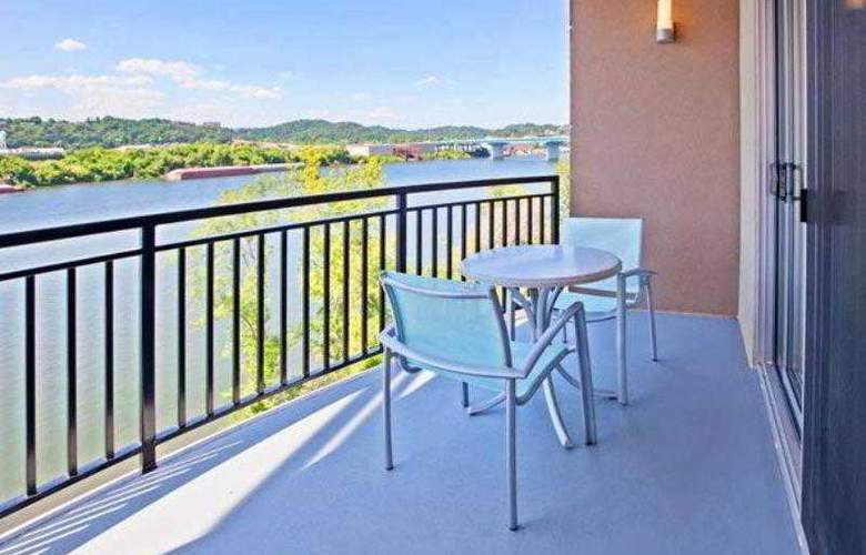 SpringHill Suites Chattanooga Downtown - Hotel - 15