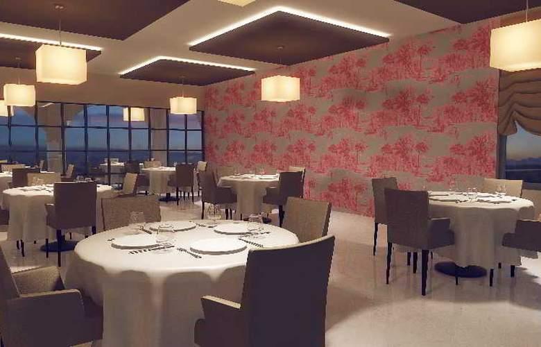 Elegance Executive Luxury Suites - Restaurant - 9