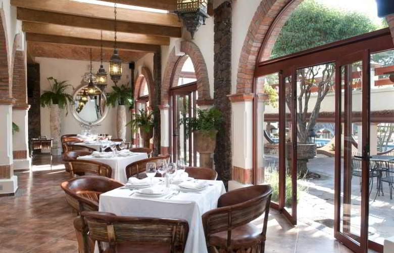 Imperio de los Angeles - Restaurant - 9