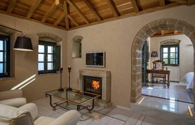 Moni Emvasis Luxury Suites - Room - 4