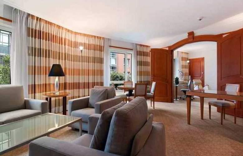 Hilton Munich City - Hotel - 13