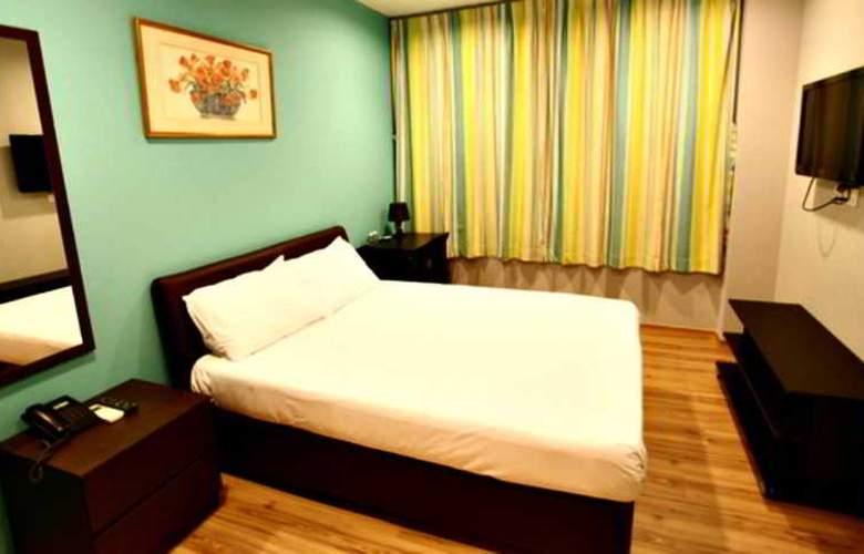 Le Hotel Singapore - Room - 11