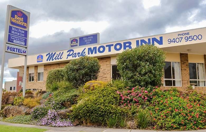 Best Western Mill Park Motel - Hotel - 22