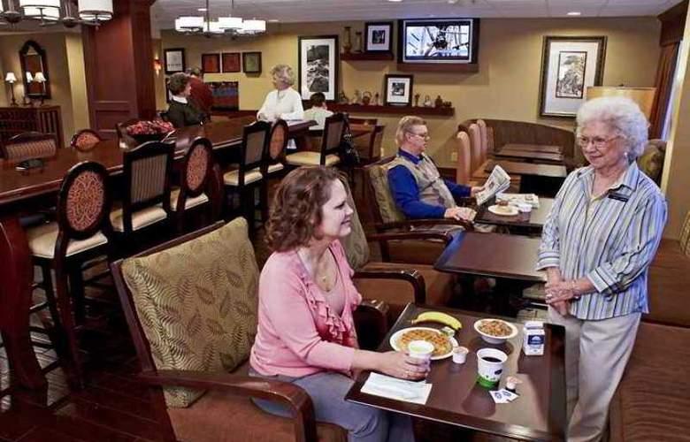 Hampton Inn Salisbury - Restaurant - 6