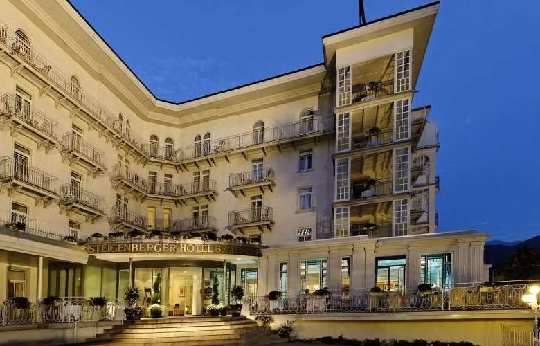 Steigenberger Grandhotel Belvédère Davos - Hotel - 0