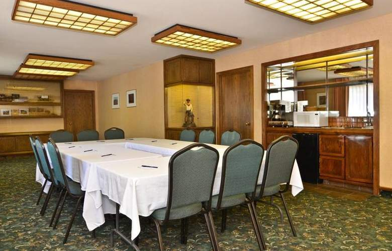 Best Western Plus Station House Inn - Conference - 58