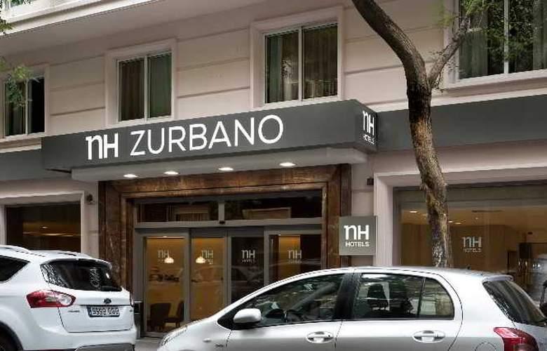 NH Madrid Zurbano - Hotel - 7