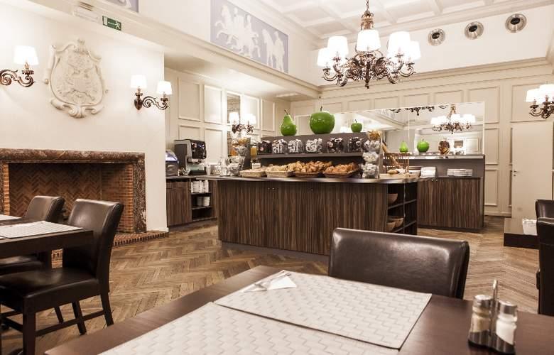 Progress Hotel - Restaurant - 12