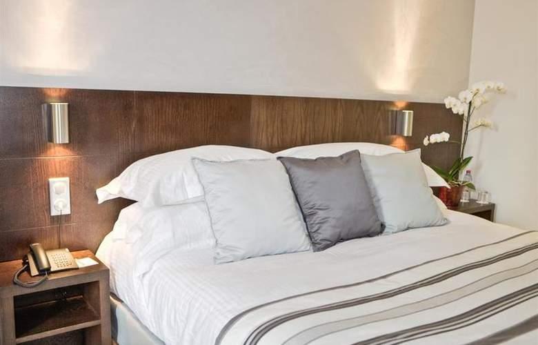 Best Western Hotel Des Francs - Room - 17