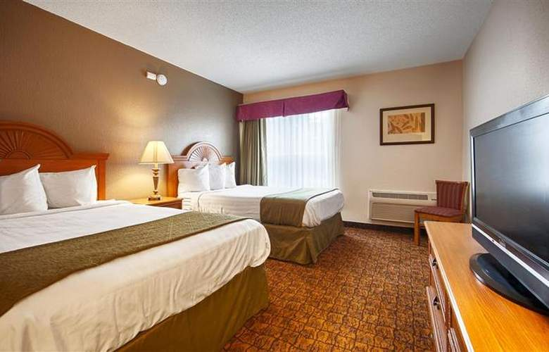Best Western Suites - Room - 34