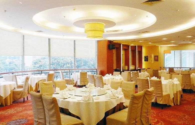 Best Western Fuzhou Fortune Hotel - Hotel - 13