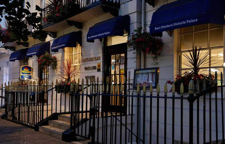 Best Western Victoria Palace - Hotel - 5