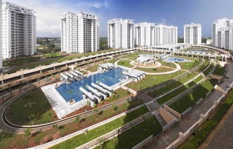 Prestige Shantiniketan - Hotel - 6