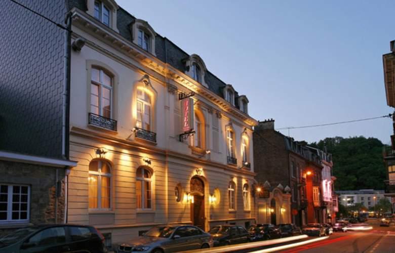 Best Western Premier La Villa Des Fleurs - Hotel - 0