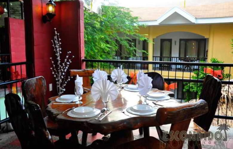 Escondido Resort under J.A.L Management - Restaurant - 15
