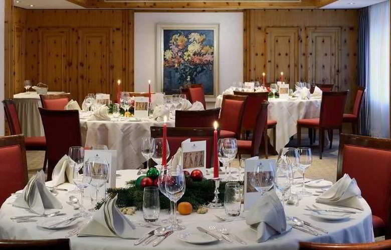 Crystal St Moritz - Restaurant - 12