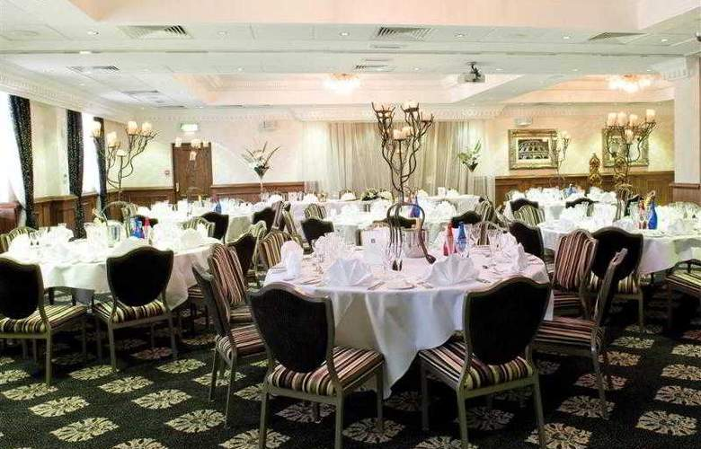 Best Western Premier Leyland - Hotel - 68
