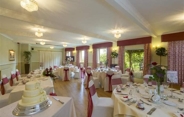 Best Western Webbington - Hotel - 50