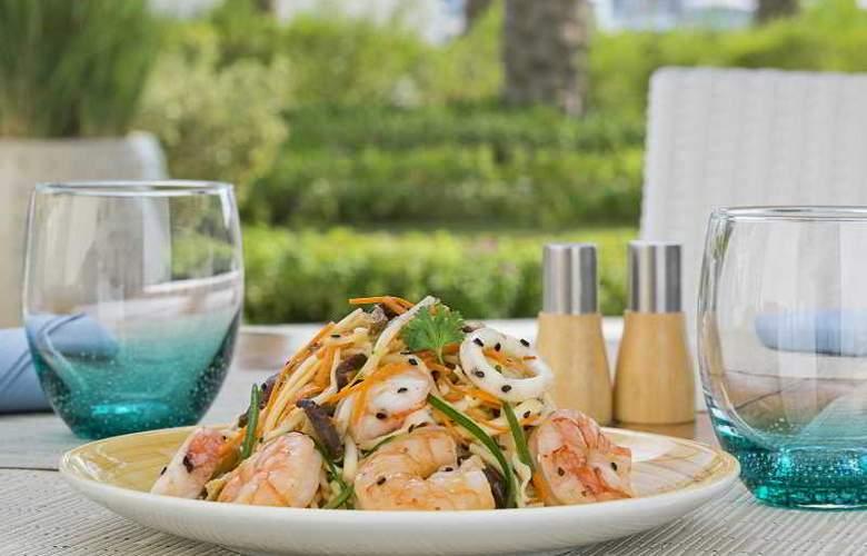 The Ritz Carlton Abu Dhabi, Grand Canal - Restaurant - 25