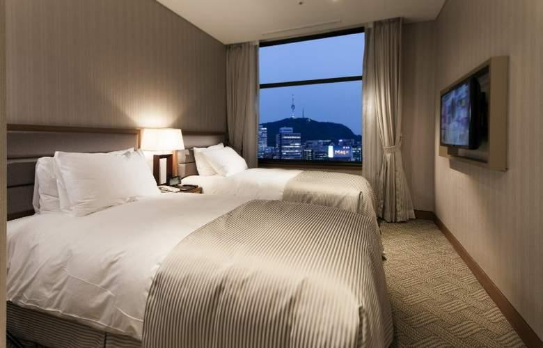 Staz Hotel Myeongdong I - Room - 3