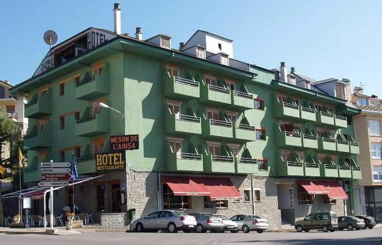 Meson De L'Ainsa - Hotel - 0