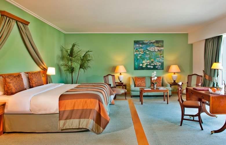 Hotel dos Templarios - Room - 11