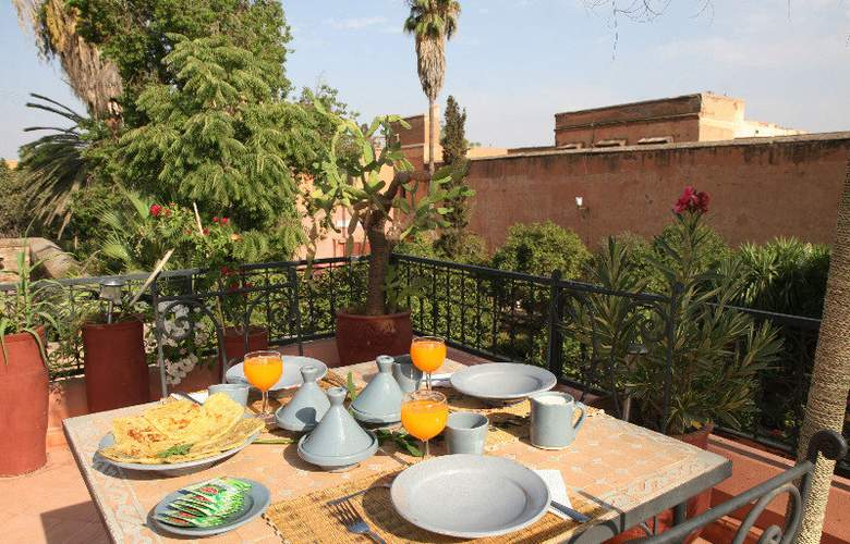 Riad Dar Baya - Terrace - 4