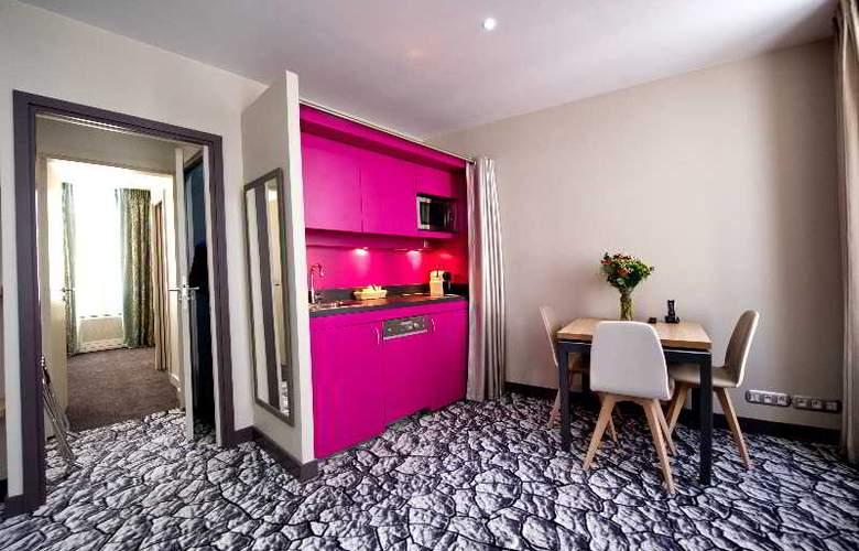 Serotel Suites Hotel - Room - 5