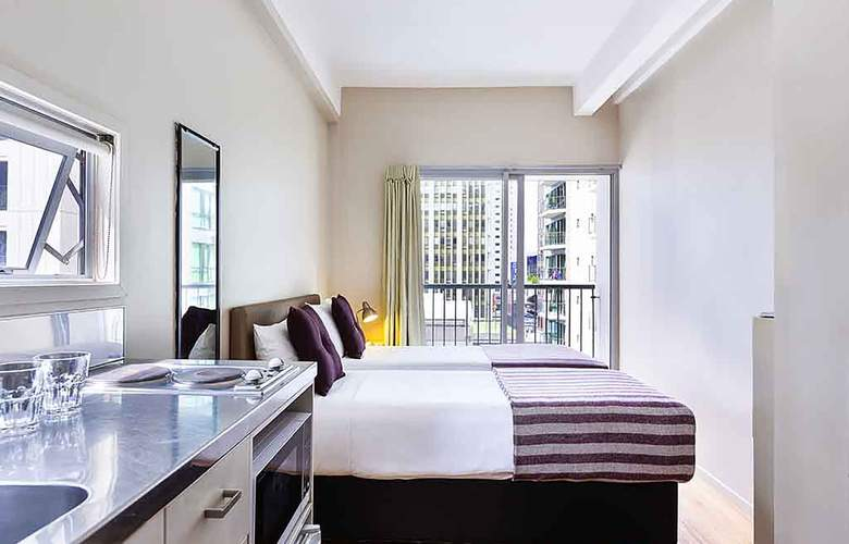 ibis budget Auckland Central - Room - 4