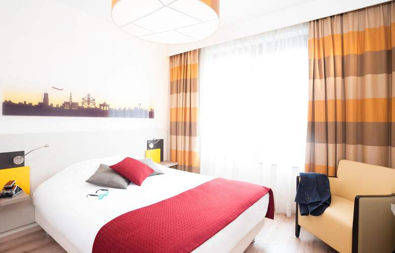 Ibis Styles Brussels Centre Stephanie - Room - 4