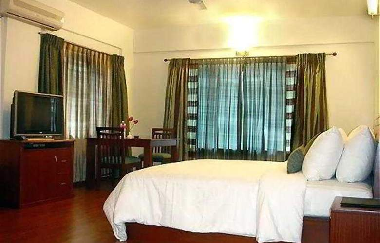 Justa The Residence Off MG Road - Room - 2