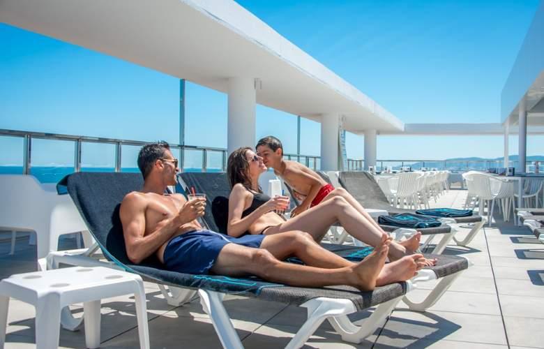 RH Vinaròs Playa - Terrace - 10