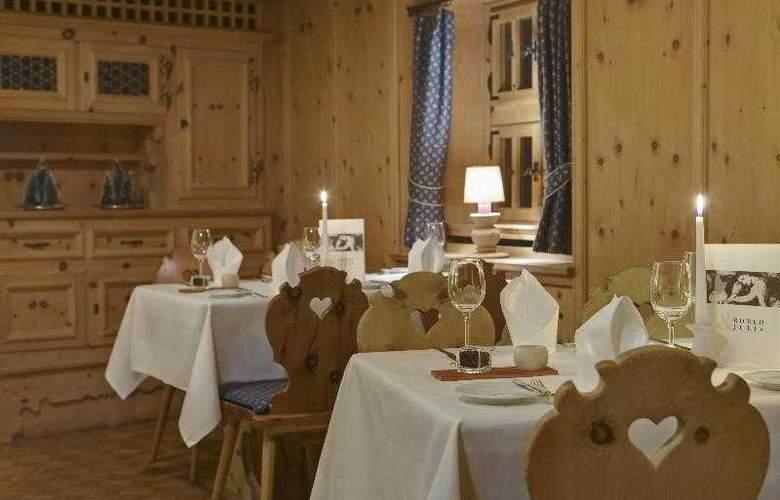 Steigenberger Grandhotel Belvédère Davos - Restaurant - 28