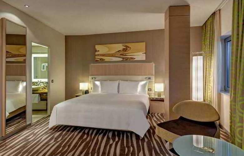Hilton Frankfurt Airport - Room - 9