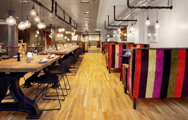 Scandic Vulkan - Restaurant - 9