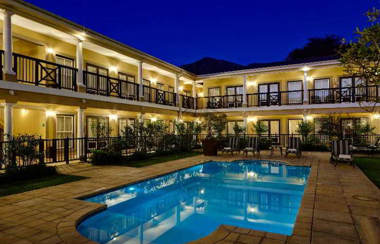 Protea Hotel Franschhoek - Pool - 6