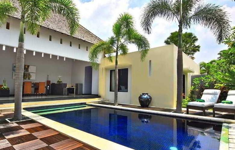 The Seminyak Suite - Pool - 5