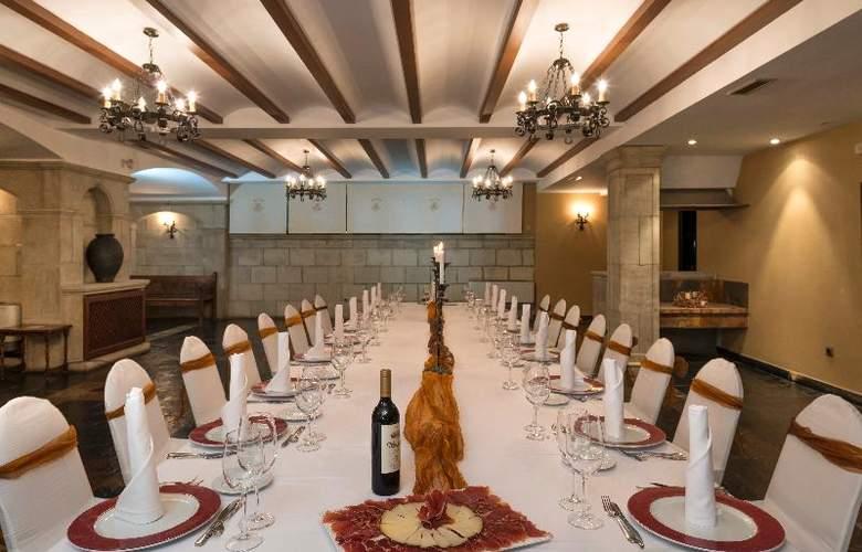 Eurostars Auriense - Restaurant - 10
