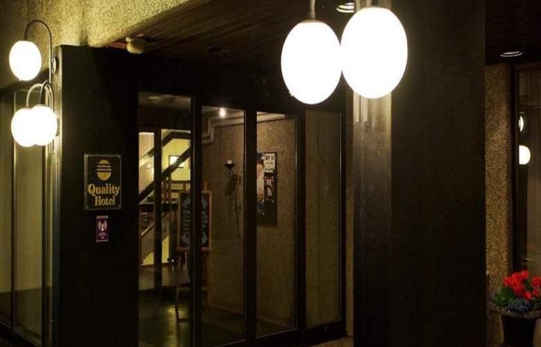 Quality Hotel Vaxjo - Hotel - 4