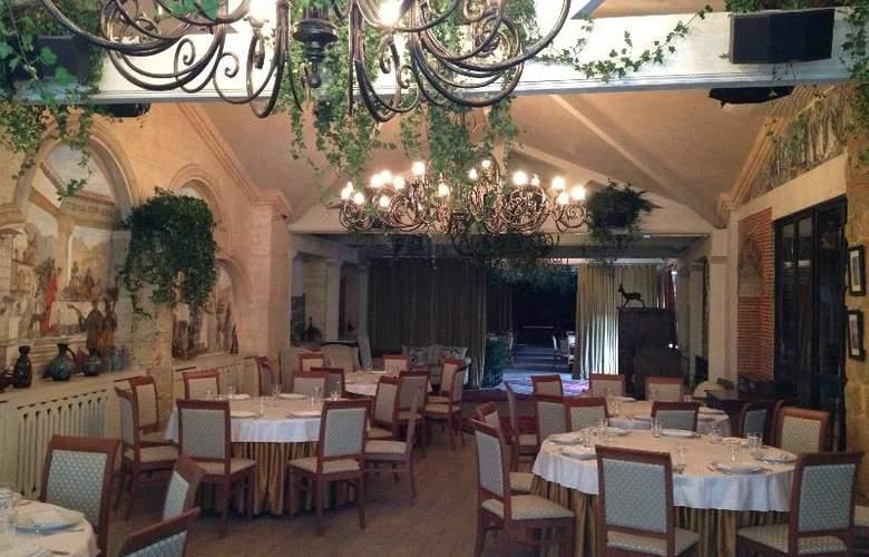 Kebur Palace - Restaurant - 19