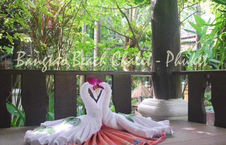 Bangtao Beach Chalet Phuket - Terrace - 73