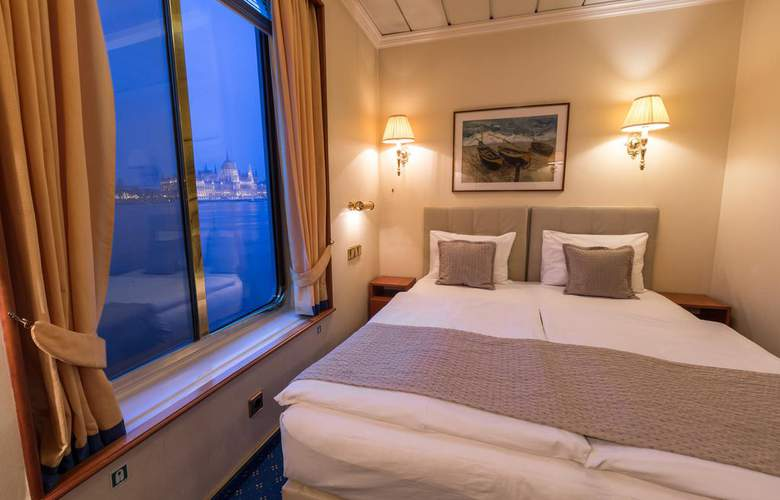 OnRiver Hotels - MS Cezanne - Room - 0