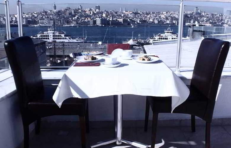 Sayeban Gold Hotel - Terrace - 2