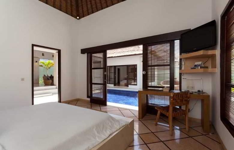 B Villa + Pool - Room - 16