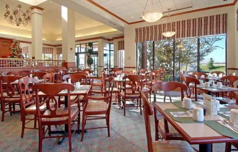 Hilton Garden Inn Dallas/Allen - Restaurant - 6