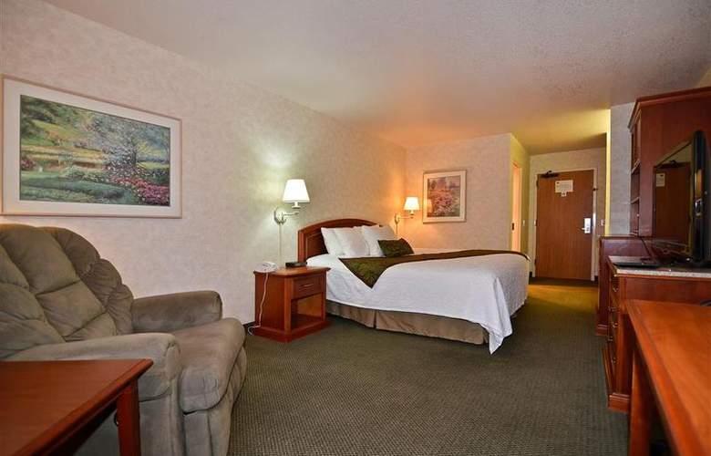 Best Western Plus Twin Falls Hotel - Room - 124