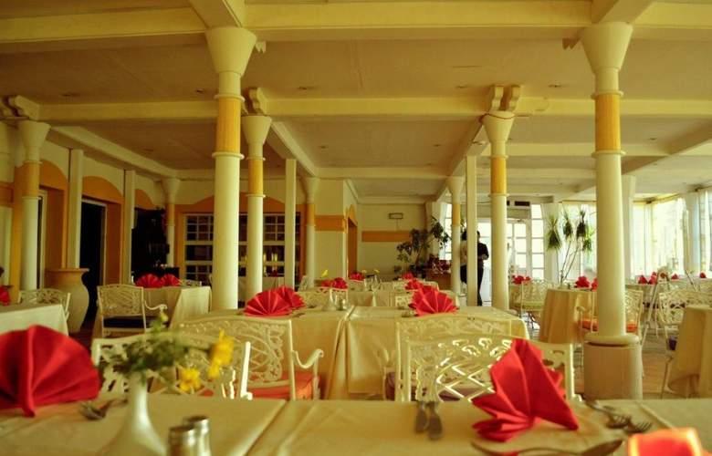 Poinciana Sharm Resort - Restaurant - 4